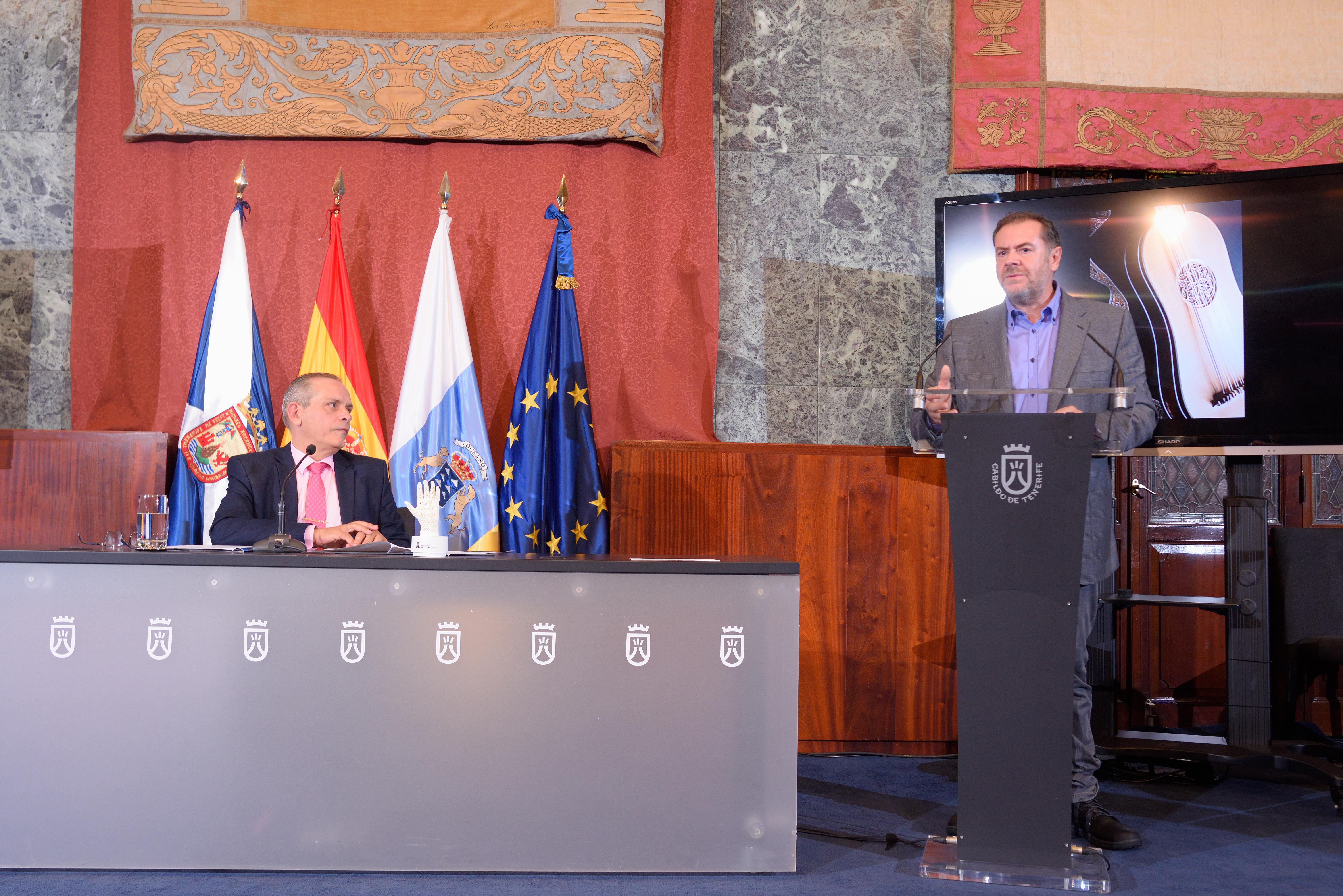 Javier Martínez González PremioTenerife 2018l