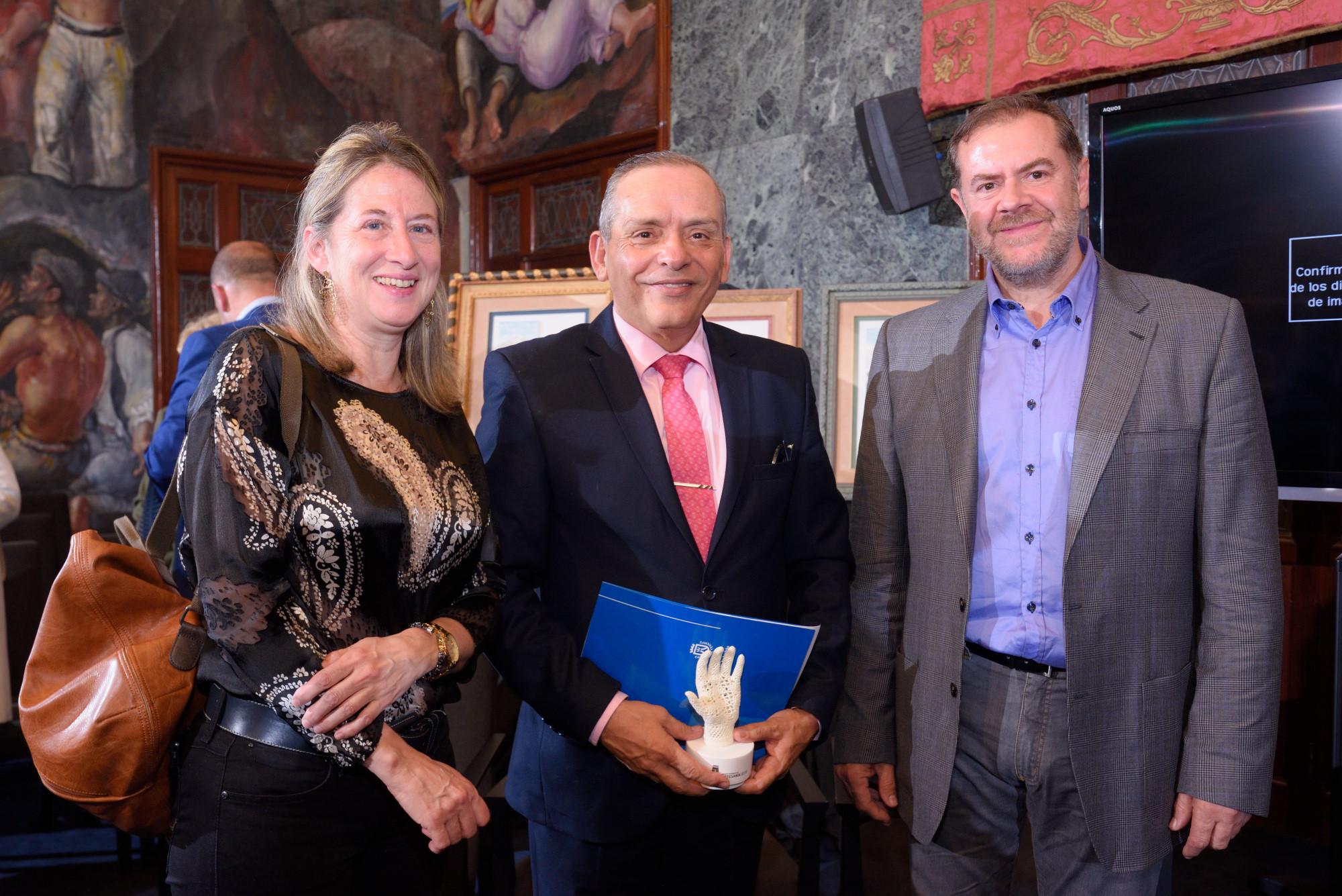 Javier Martínez González PremioTenerife 2018o