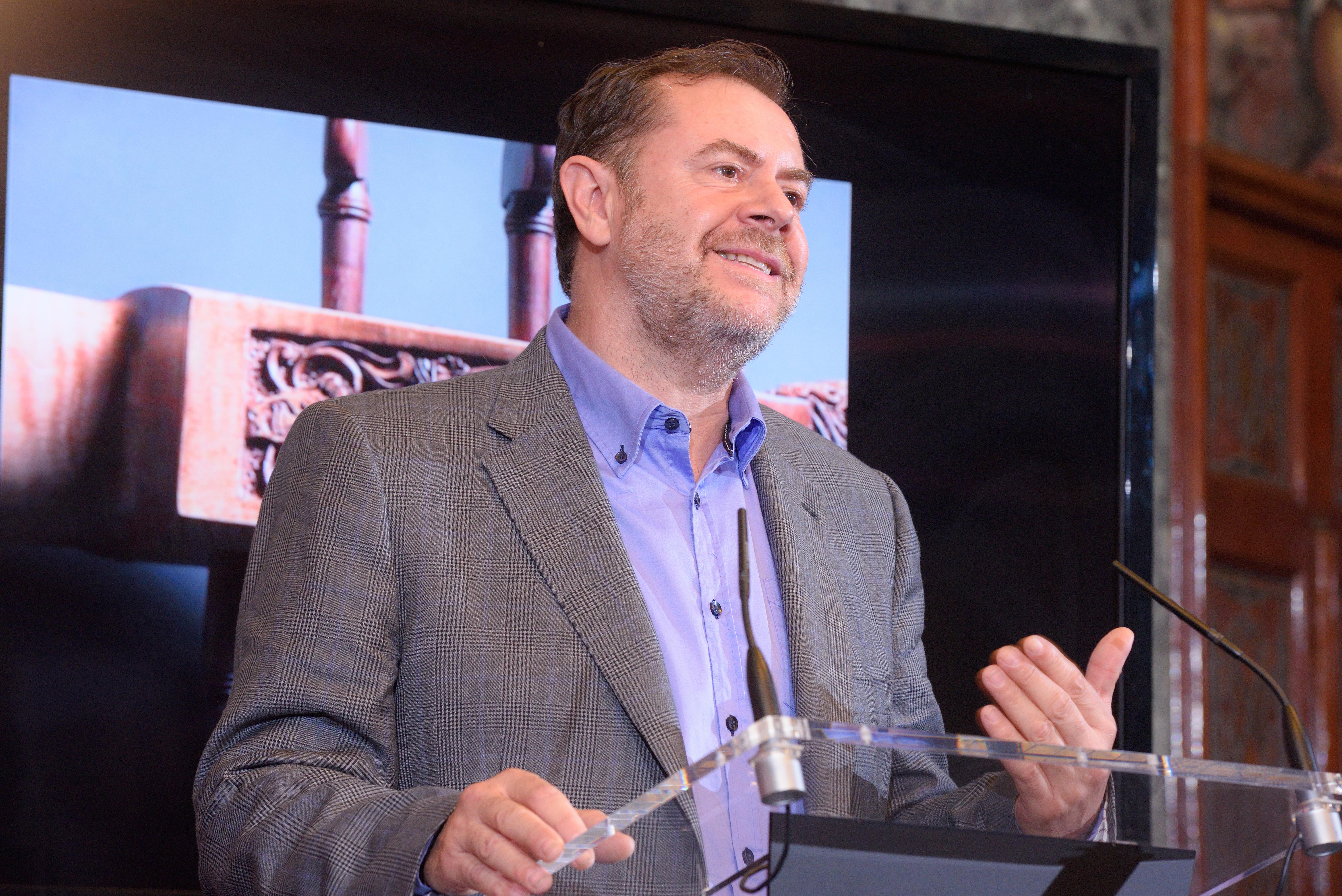 Javier Martínez González PremioTenerife 2018i