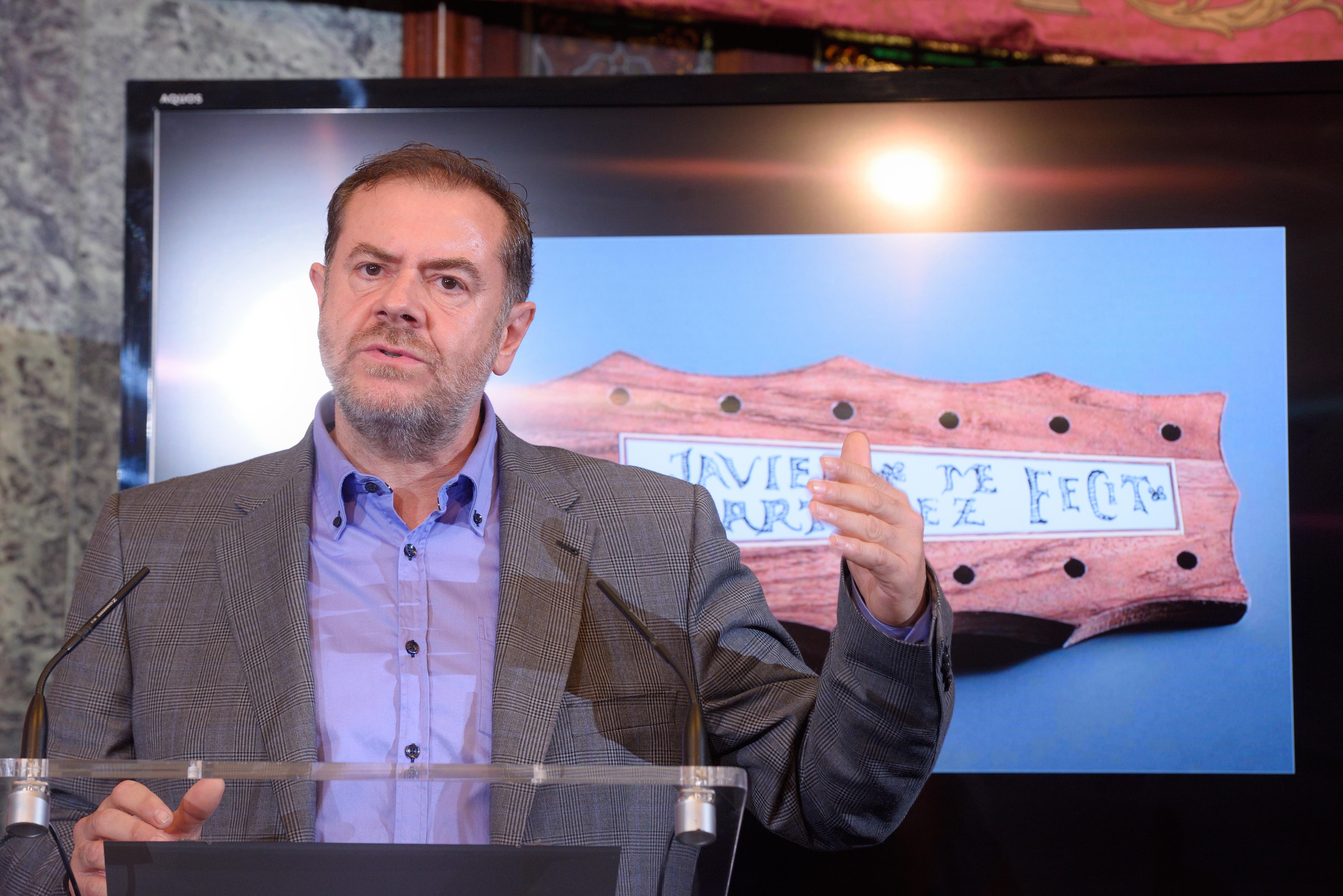 Javier Martínez González PremioTenerife 2018k