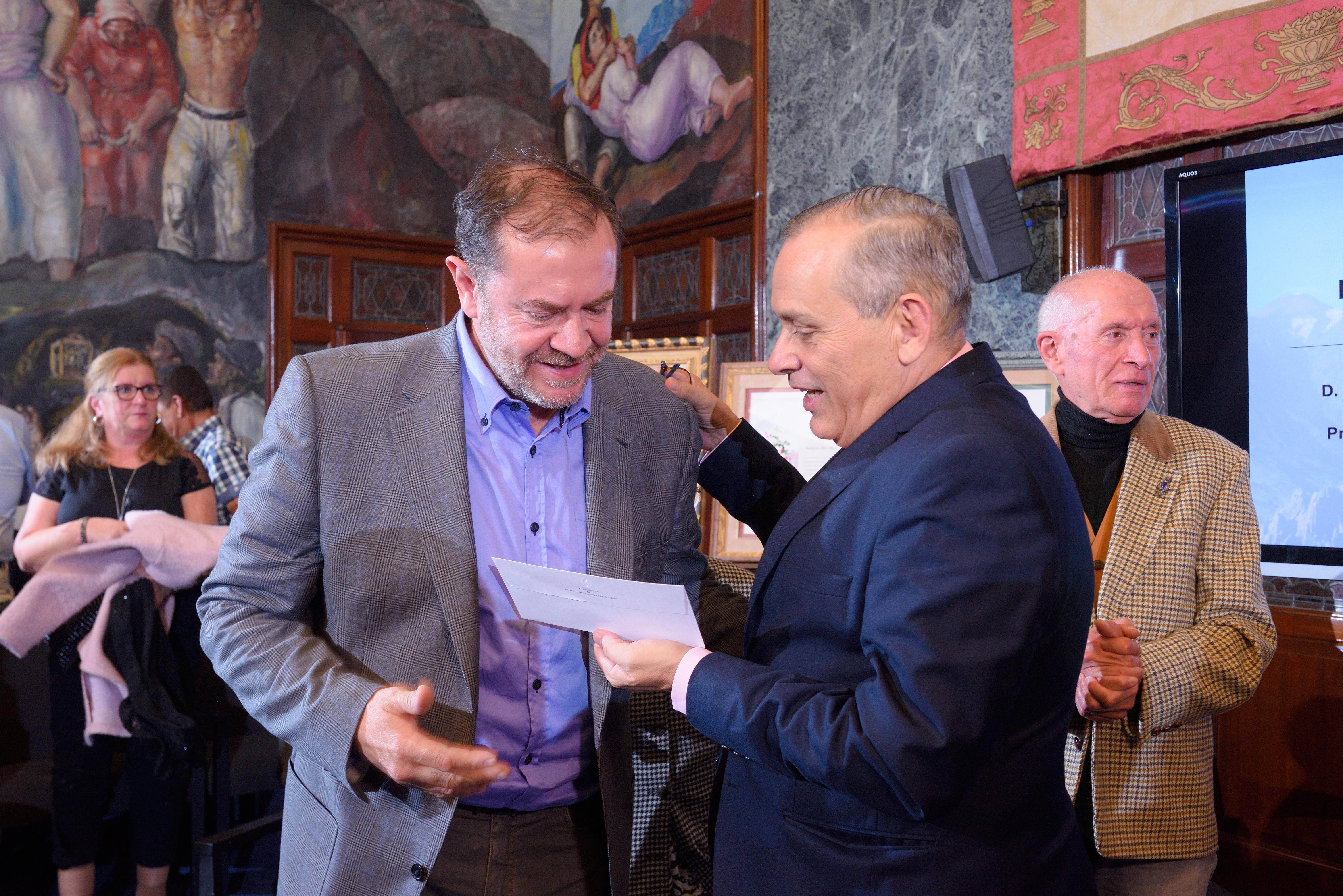 Javier Martínez González PremioTenerife 2018n